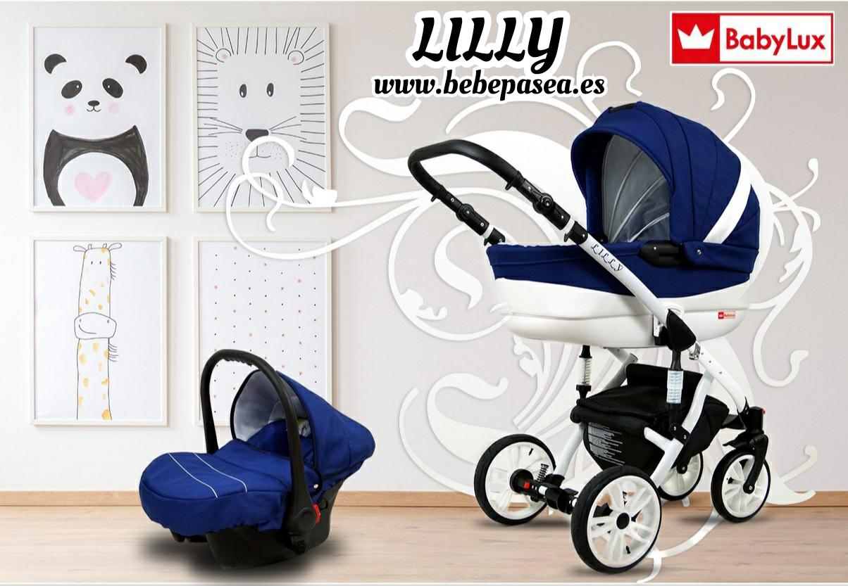carricoche de bebe lilly barato