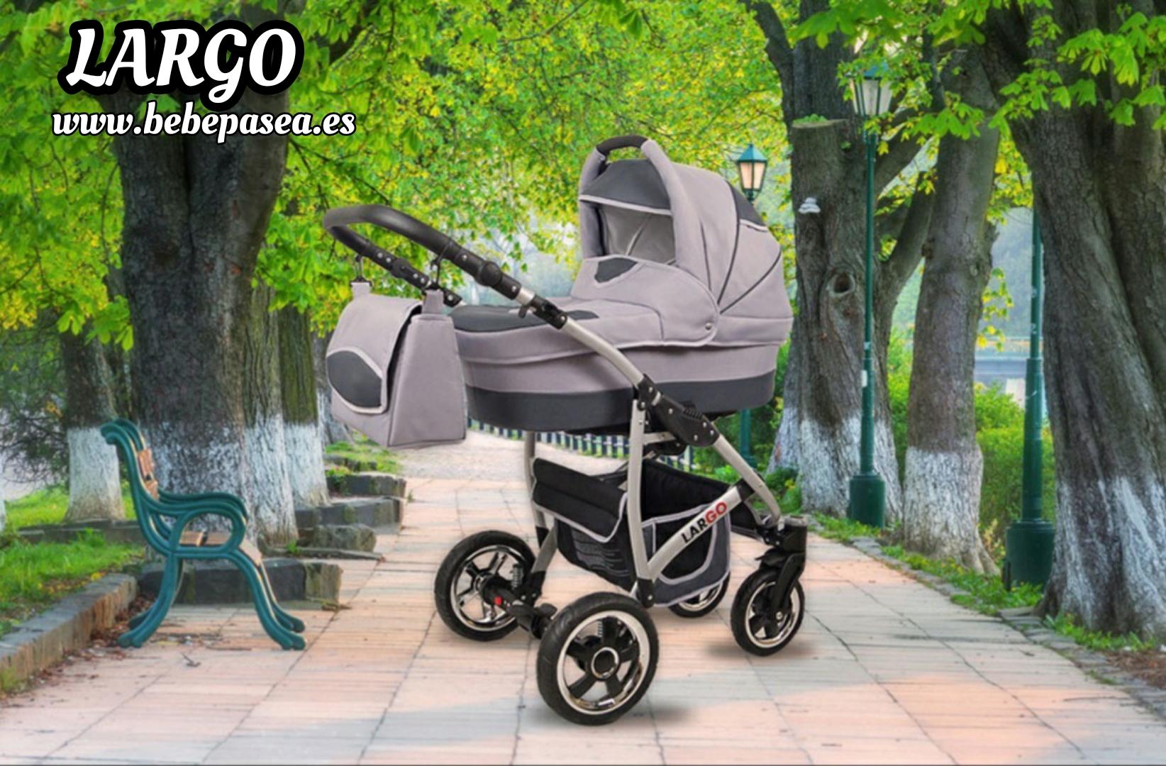 carro bebé Largo cochecito barato