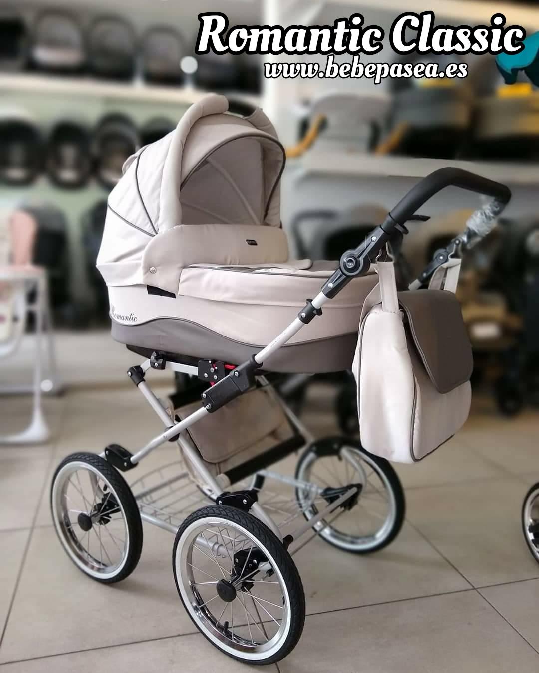 comprar carro de bebe romantic classic