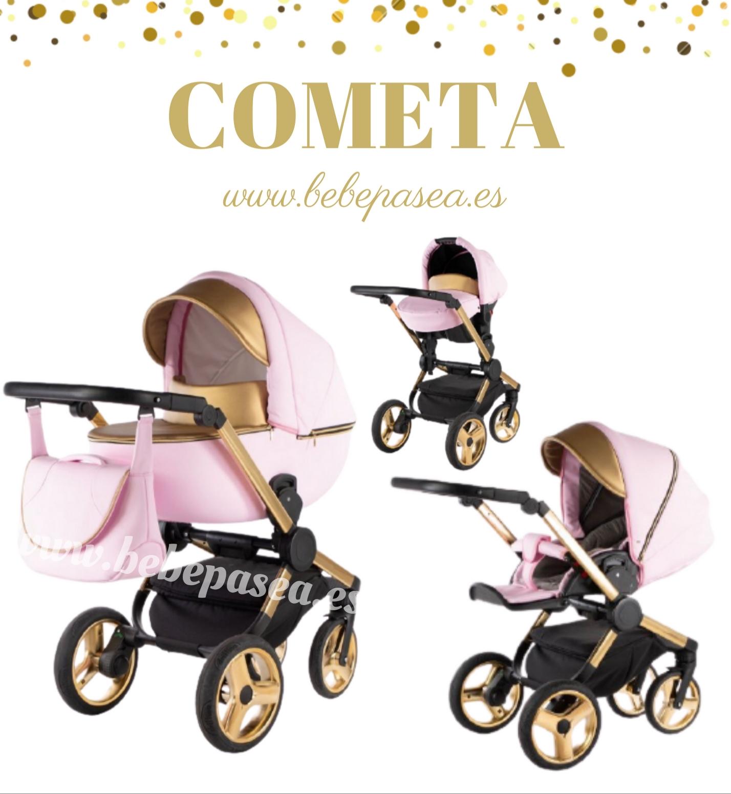 Carro bebé Cometa kajtex