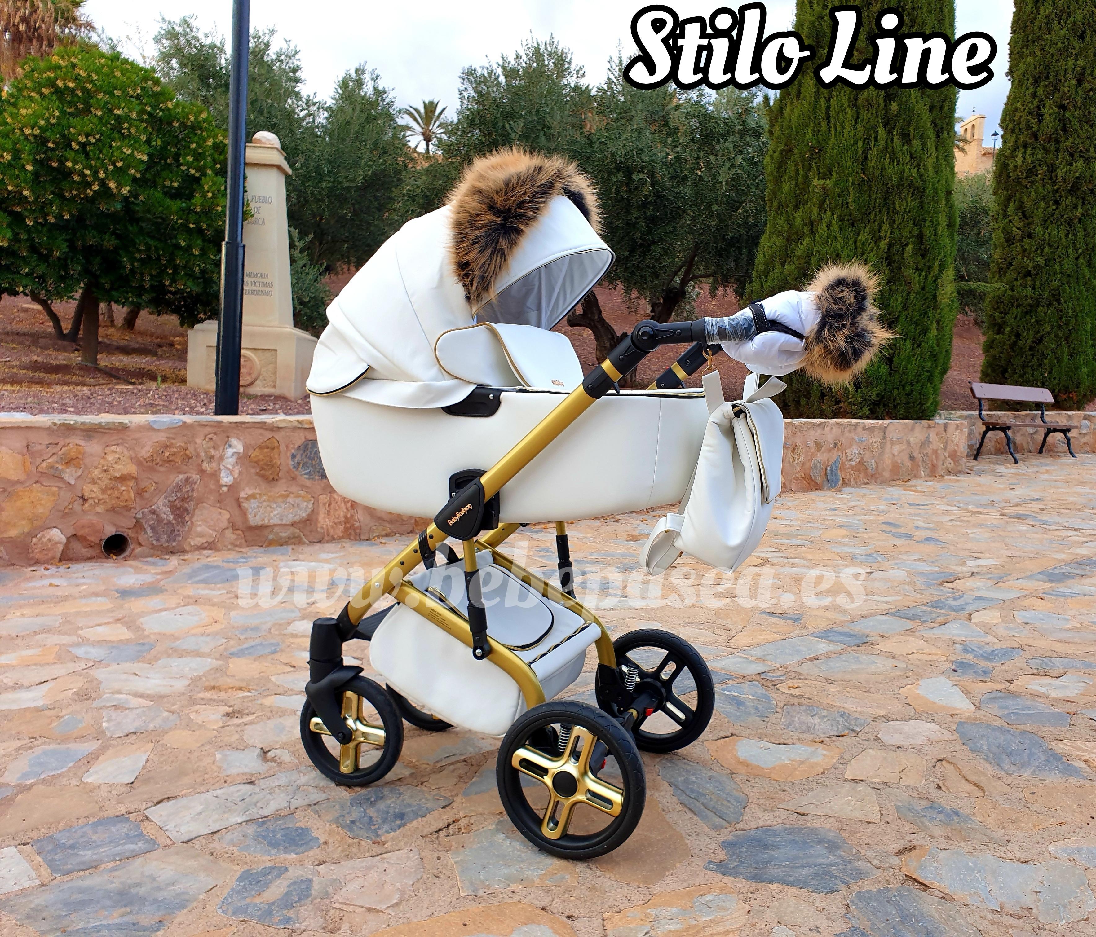 carrito de bebe Stilo Line